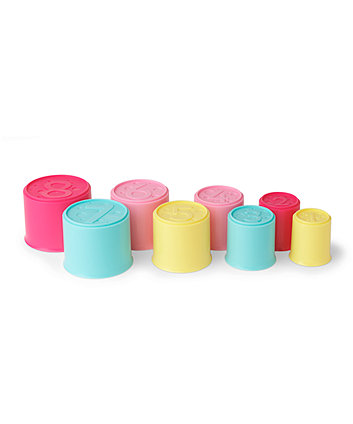 Mothercare Butterfly Fields Stacking Cups