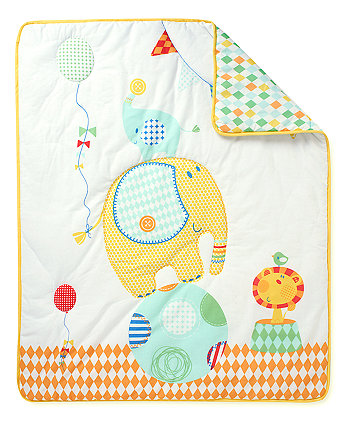 Mothercare Roll Up Roll Up Cot Bed Quilt