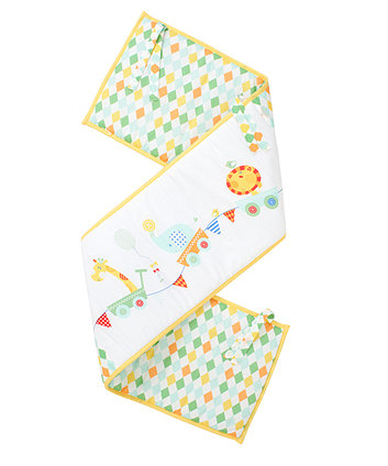 Mothercare Roll Up Roll Up Cot Bumper