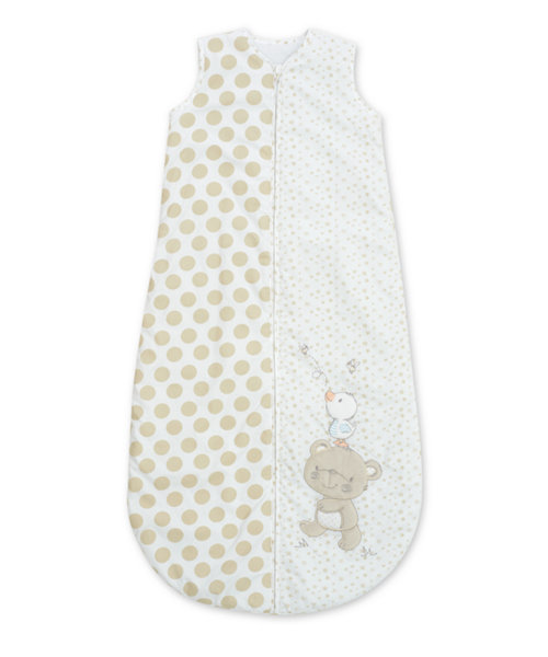 Mothercare Bear and Friends Sleeping Bag 1 Tog - 6-18 months
