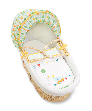 Mothercare Roll Up Moses Basket