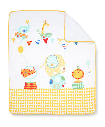 Mothercare Roll Up Roll Up Cot Bed Coverlet