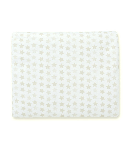 Mothercare Jersey Fitted Cot Sheet- Star Moon
