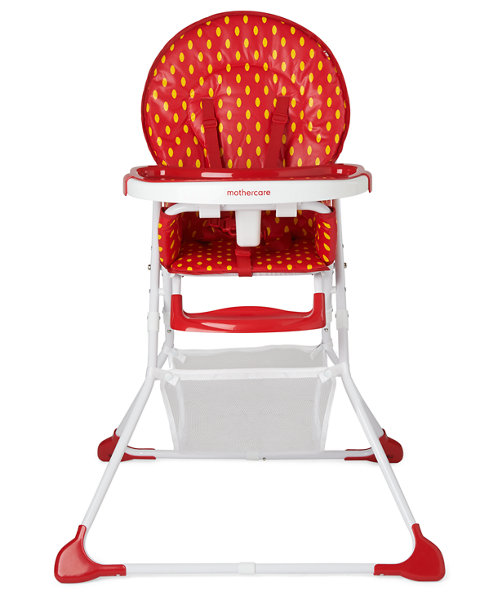 Mothercare Strawberry Highchair
