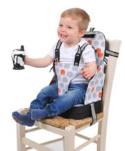 Baby Polar Gear On The Go Booster Seat- Elephants