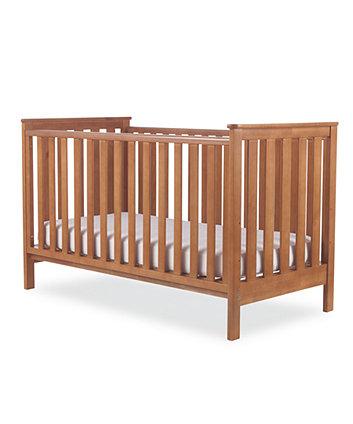 Mothercare Jamestown Cot Bed - Antique