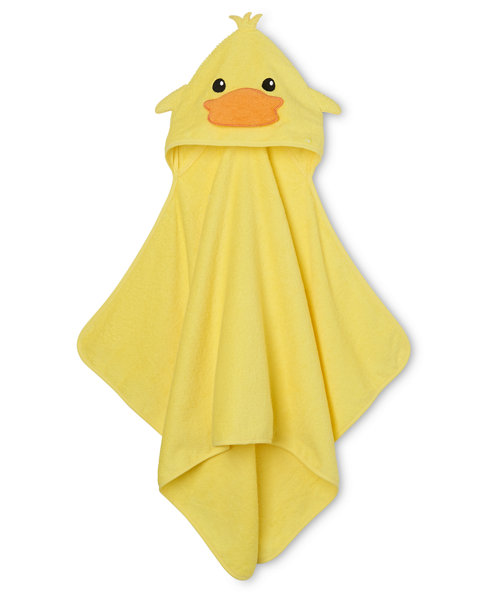 Mothercare Hooded Bath Towel - Duck