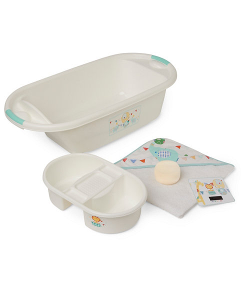 Mothercare Roll Up Bath Set