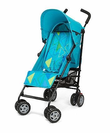 Mothercare Nanu Stroller- Geo Teal