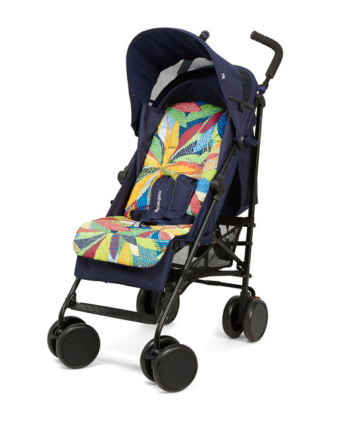 Mothercare Nanu Plus Stroller- Tropical Flower