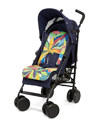 Mothercare Nanu Plus Stroller - Tropical Flower