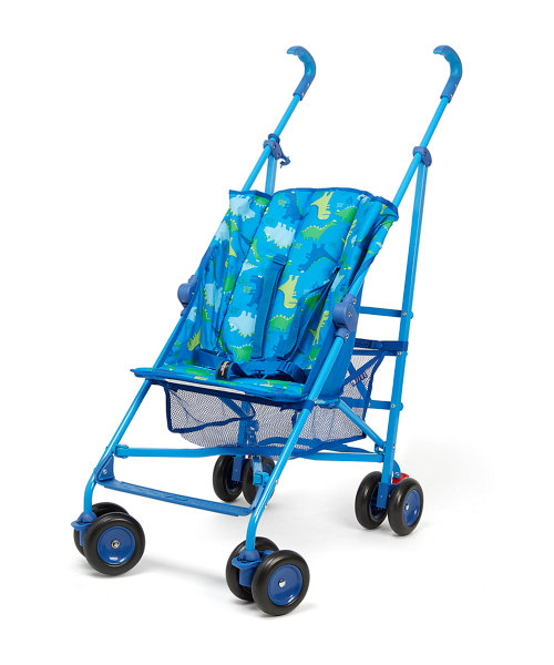 Mothercare Jive Stroller- Dinosaurs