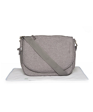 Mothercare Messenger Changing Bag- Clay