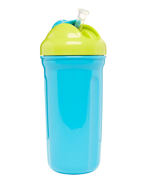 Mothercare Insulated Straw Cup - 320ml