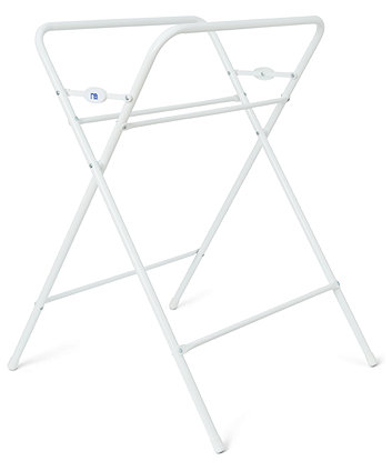 Mothercare Folding Baby Bath Stand - White