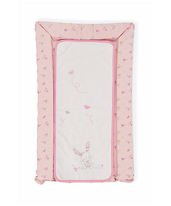 Mothercare My Little Garden Changing Mat and Liner