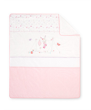 Mothercare My Little Garden Coverlet