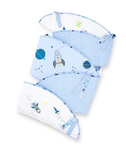 Mothercare Space Dreamer Cot Bumper