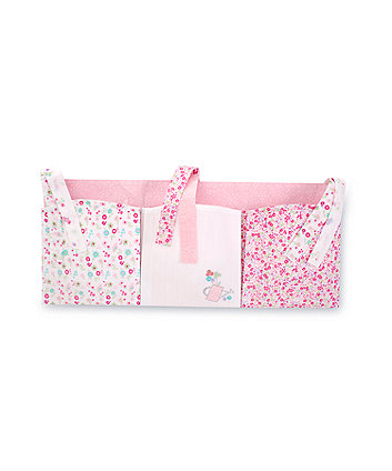 Mothercare My Little Garden Cot Pockets