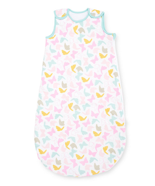 Mothercare Butterfly Sleeping Bag 1 Tog 0-6 months