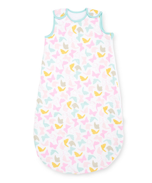 Mothercare Butterfly Sleeping Bag 1 Tog 6-18 months