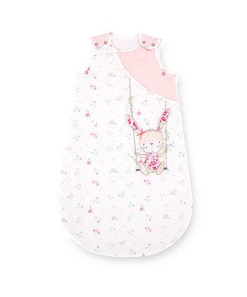 Mothercare Snoozie My Little Garden Sleep Bag 1 Tog - 0-6 Months