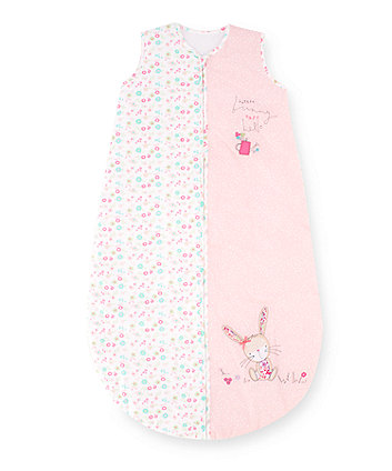 Mothercare My Little Garden Snoozie Sleep Bag 1 Tog