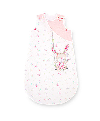 Mothercare My Little Garden Sleeping Bag 2.5 Tog - 0-6 months