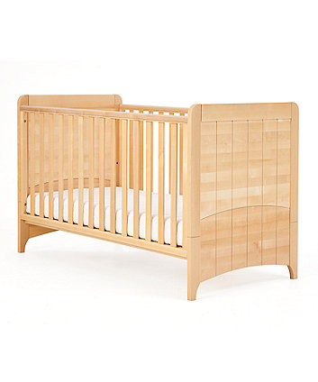 Mothercare Camberley Cot Bed - Natural