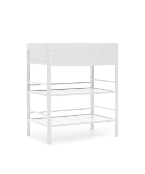Balham Open Changing Unit - White