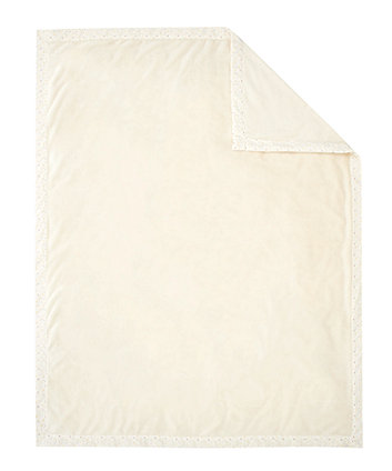 Teddy's Toy Box Velboa Blanket