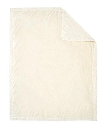 Teddy's Toy Box Velboa Blanket