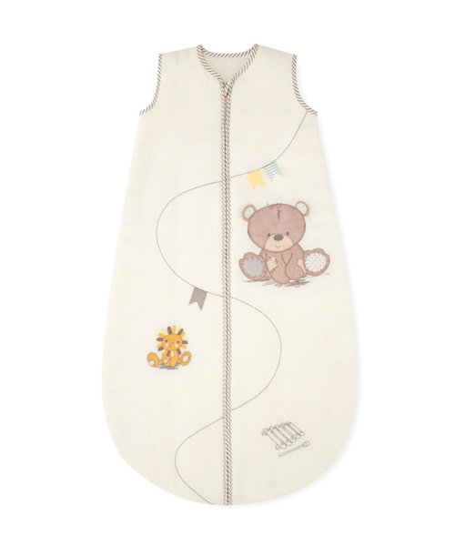 Mothercare Snoozie Teddy's Toy Box Sleep Bag 6-18 months - 1 Tog