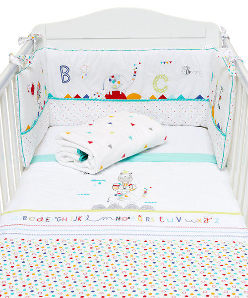 Alphabet Brights Bed in a Bag