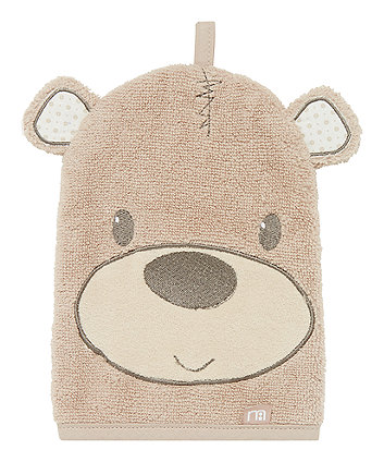 Teddy's Toy Box Wash Mitt