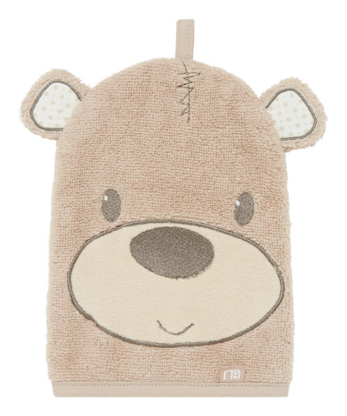 Mothercare Teddy's Toy Box Wash Mitt