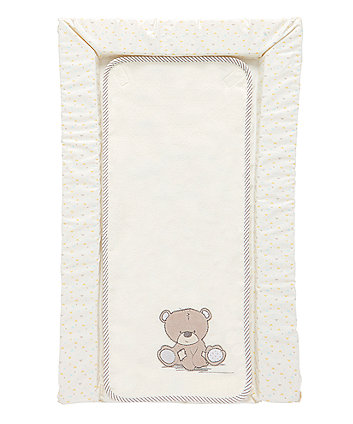 Mothercare teddy's toy box changing mat