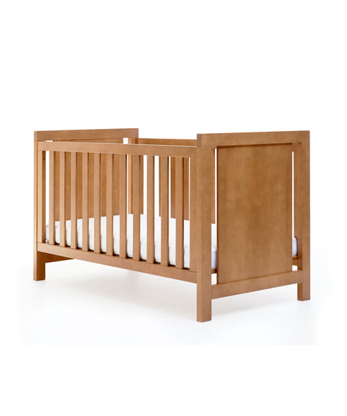 Mothercare Bayswater Cot Bed - Natural