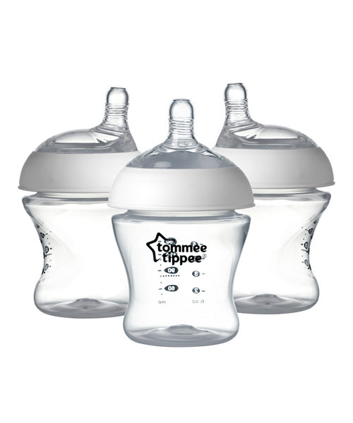 Tommee Tippee Ultra 150ml Bottle - 3 Pack