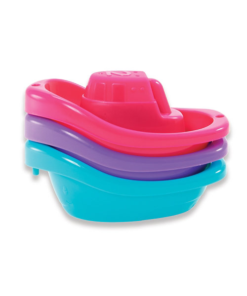 Munchkin Little Boat Train Bath Toy