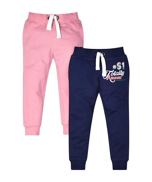 Totally Awesome Joggers - 2 Pack
