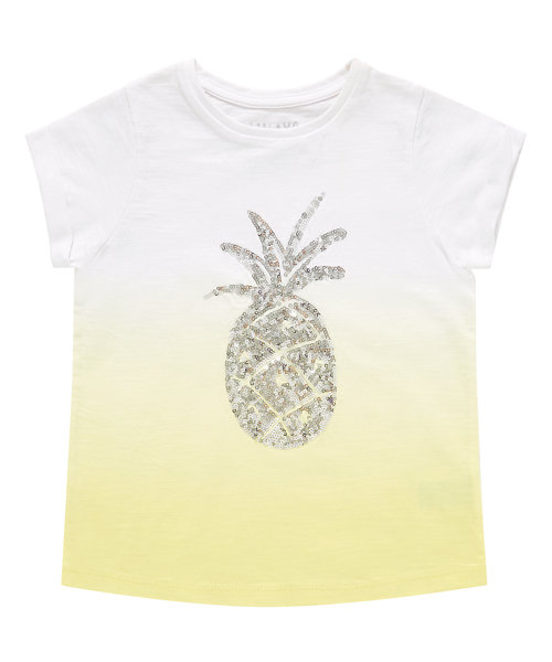 Dip Dye Pineapple T-Shirt