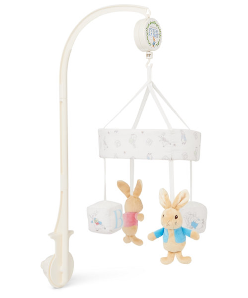 Mothercare Beatrix Potter Peter Rabbit Mobile