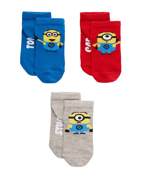 Minions Trainer Socks