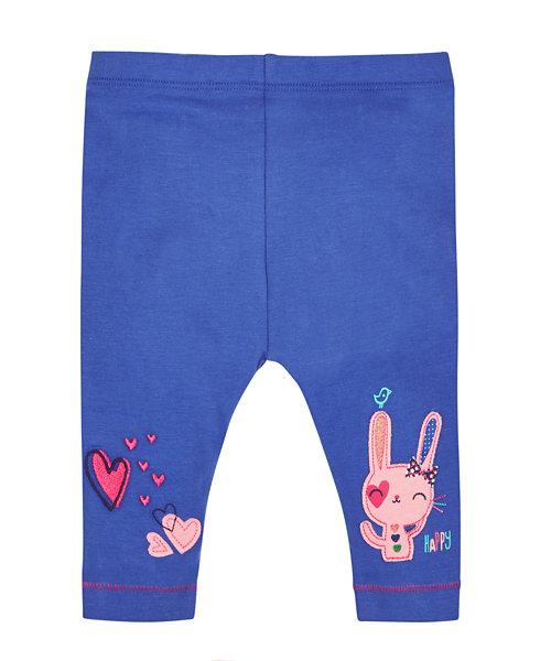 Blue Bunny Leggings