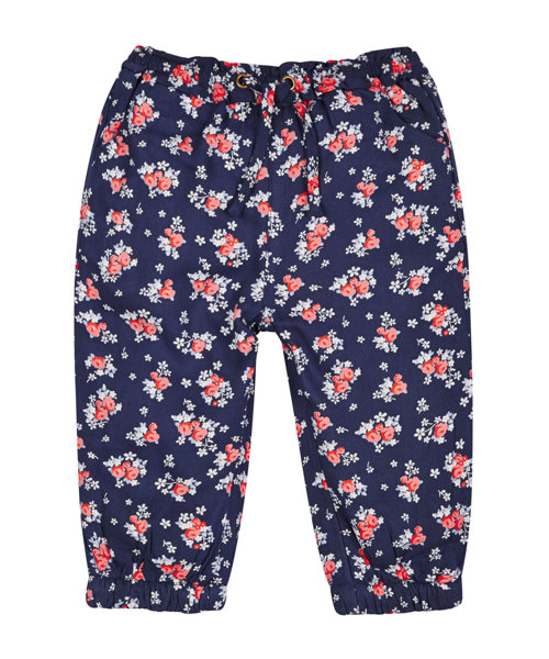 Floral Hareem Trousers