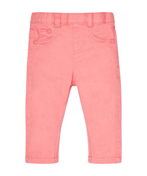 Eco Pink Stretch Woven Jean