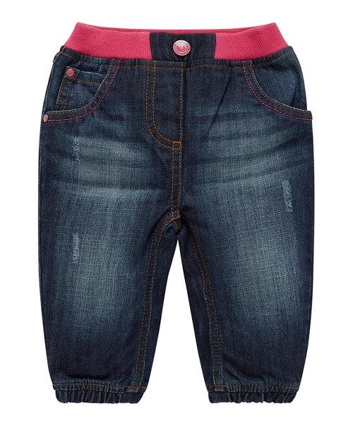 Ribwaist Jeans