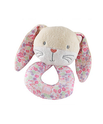 Mothercare My Little Garden Ring Rattle