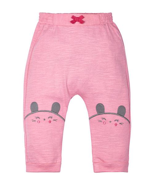 Slub Jersey Pink Novelty Jogger